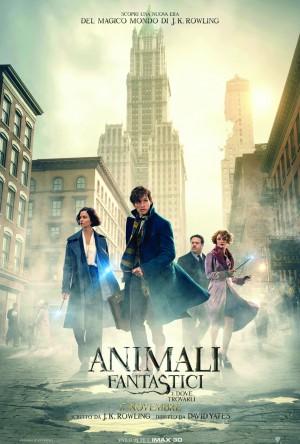 Animali Fantastici e Dove Trovarli (3D)