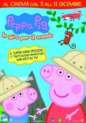 Peppa Pig in giro per il mondo