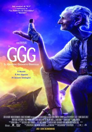 Il GGG - Il Grande Gigante Gentile (3D)