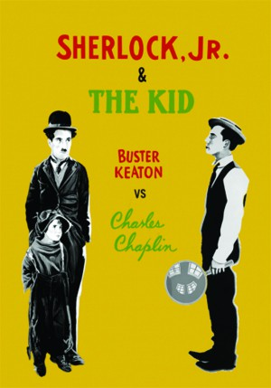 Sherlock Jr. vs The Kid