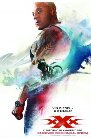 xXx: Il ritorno di Xander Cage | Imax (3D)