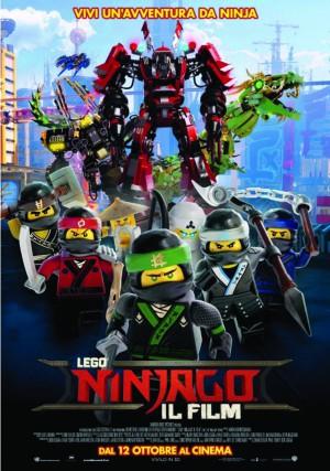 Lego Ninjago - Il film (3D)