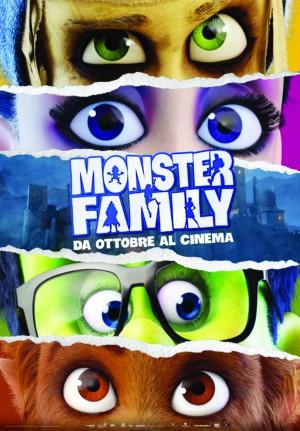 Monster Family (3D)