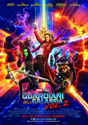 Guardiani della Galassia Vol. 2 | ATMOS