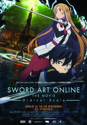 Sword Art Online The Movie: Ordinal Scale