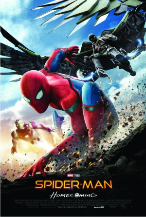 Spider-Man: Homecoming ISENS (3D)