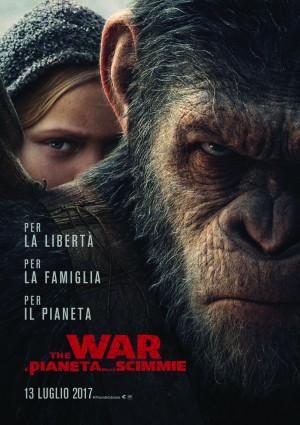 The War - Il pianeta delle scimmie (3D)