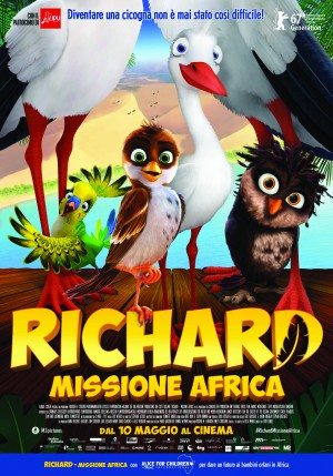 Richard - Missione Africa