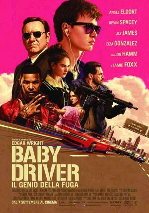 Baby Driver - Il genio della fuga | Atmos