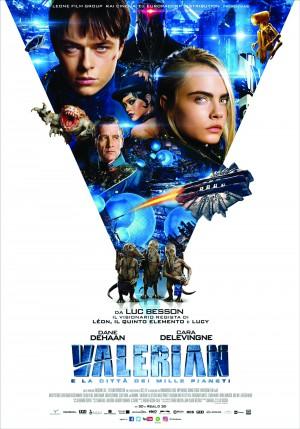 Valerian e La città dei Mille Pianeti (3D)