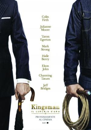 Kingsman - Il Cerchio d'Oro | IMAX