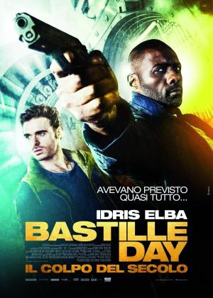 Bastille Day - Il colpo del secolo