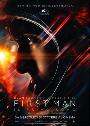 First Man - Il primo uomo   Atmos