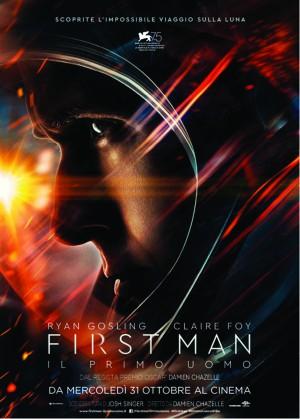 First Man - Il primo uomo | Imax