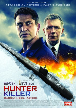 Hunter Killer - Caccia negli abissi V.O. sott.