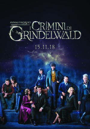 Animali fantastici - I crimini di Grindelwald | IMAX