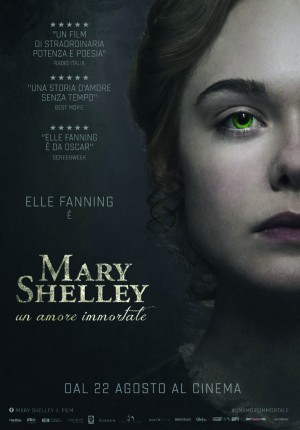 Mary Shelley - Un amore immortale | V.O. Sott. Ita