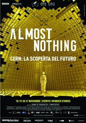 Almost Nothing - CERN: L a scoperta del futuro