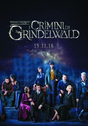 Animali fantastici - I Crimini di Grindelwald | V.O. sott. Ita