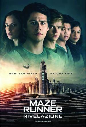 Maze Runner - La rivelazione   Imax (3D)