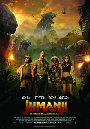 Jumanji: Benvenuti nella Giungla (3D)