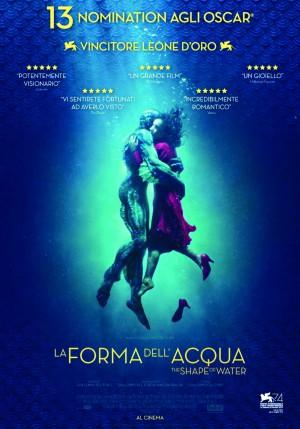 La Forma dell'Acqua - The Shape of Water V.O.