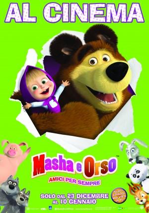 Masha e Orso - Amici per sempre