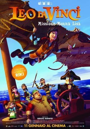 Leo Da Vinci - Missione Monna Lisa