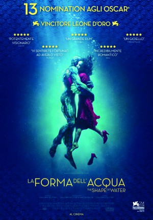 La Forma dell'Acqua - The Shape of Water V.O.