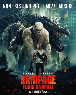 Rampage - Furia animale | Imax (3D)