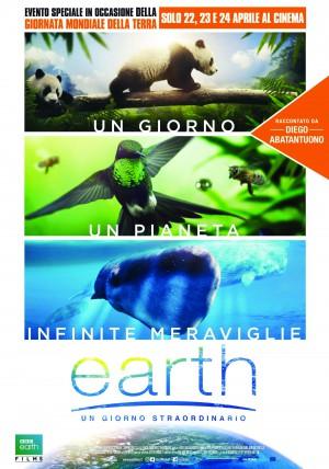 Earth - Un giorno straordinario 4K