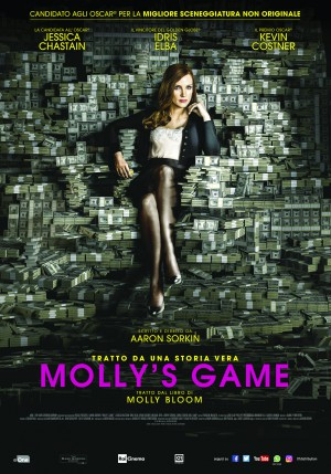 Molly's game V.O. sott.