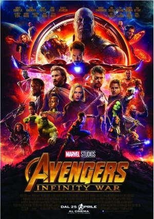 Avengers: Infinity War | Isens (3D)
