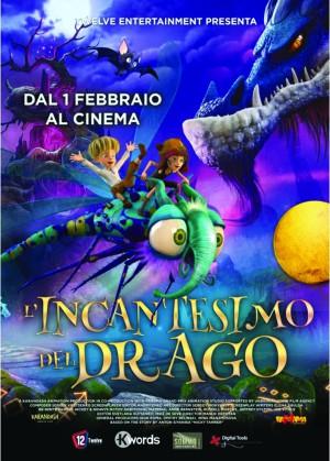 L'incantesimo del drago