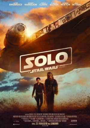 Solo: A Star Wars Story | Isens (3D)