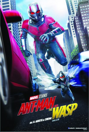 Ant-Man and the Wasp | Atmos