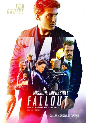 Mission: Impossible - Fallout Isens