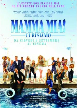 Mamma Mia! Ci risiamo | Atmos