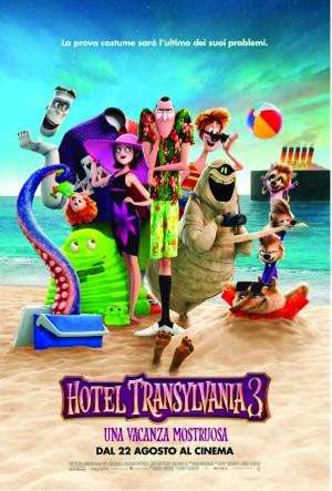 Hotel Transylvania 3 - Una vacanza mostruosa (3D)