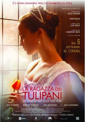La ragazza dei tulipani