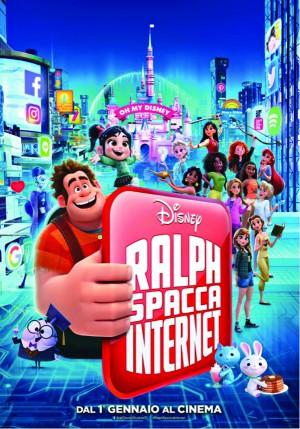 Ralph Spacca Internet - Ralph Spaccatutto 2 | Atmos