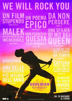 Bohemian Rhapsody V.O. sott.