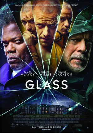 Glass | Imax