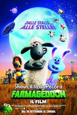 Shaun vita da pecora: Farmageddon
