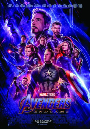 Avengers: Endgame (3D)