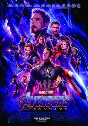 Avengers: Endgame V.O. sott. Ita