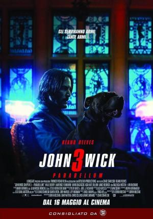 John Wick 3: Parabellum V.O. sott.