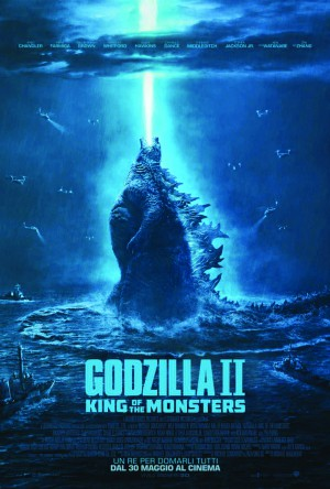 Godzilla II: King of the Monsters | Atmos