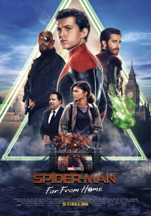 Spider-Man: Far From Home | Atmos
