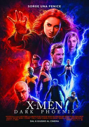 X-Men: Dark Phoenix (3D)